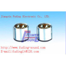 Electret del rumore microfono condensatore usato per incontro Φ6.0 microfono * H5.0 mm