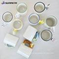 sublimation Animal blank mug mouse