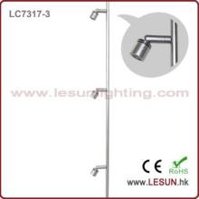 Good quality led jewelry stand for display LC7317-3