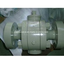 API Geschmiedete Stahlkugelhahn (Q41F-2500LB)