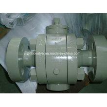 API Forged Steel Ball Valve (Q41F-2500LB)