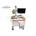 machine de gravure de laser en métal de machine d'inscription de laser de fibre de bureau