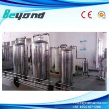 Sistema de RO de la planta de tratamiento de agua potable purificada embotellada