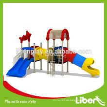 Bester Verkauf im Freien Spielplatzausrüstung hölzernes im Freienspiel