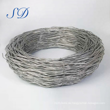 High Strength Low Carbon High Tension Galvanized Steel Wire Rope