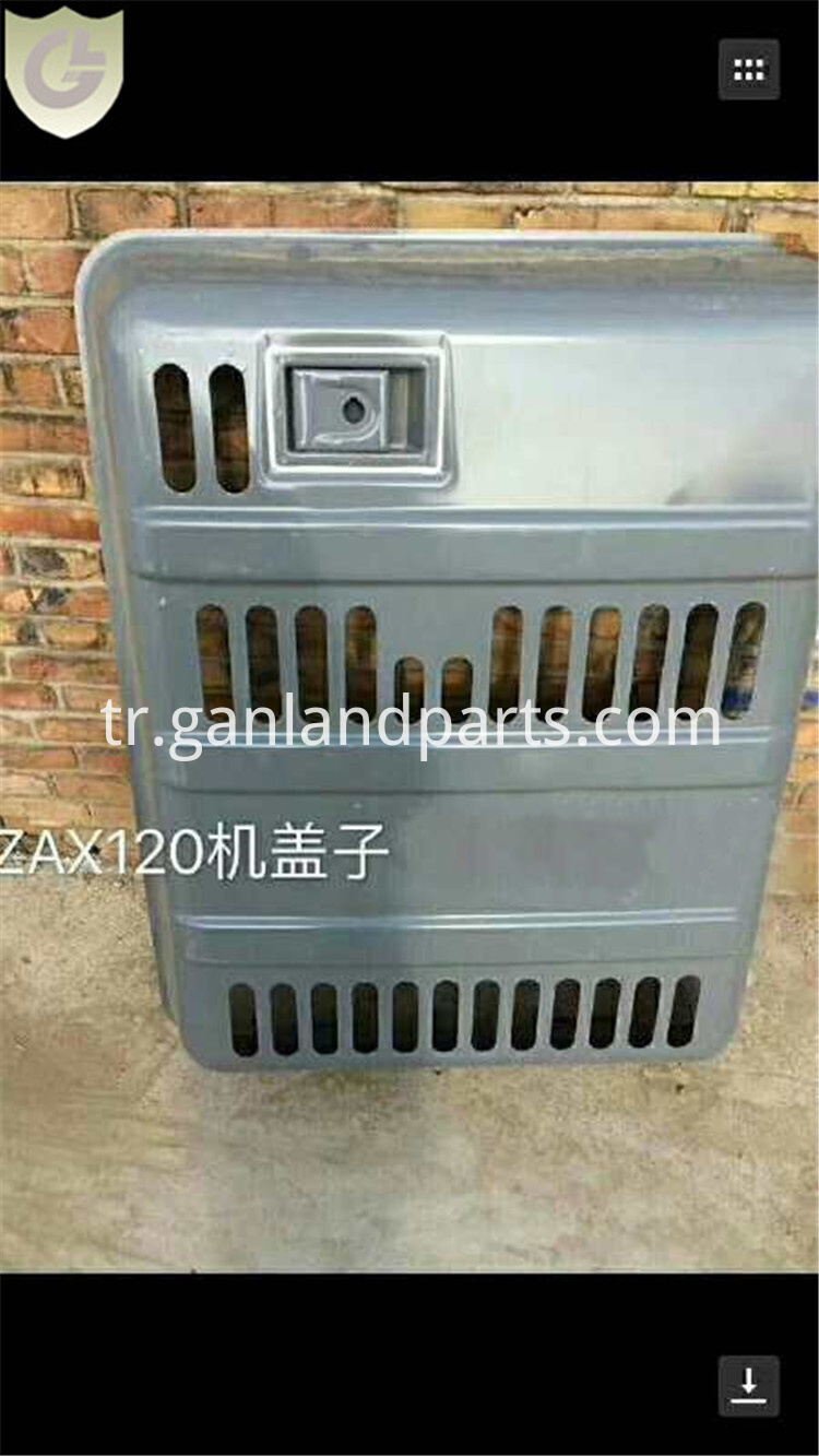 Hitachi EX120 Excavator Spare Parts