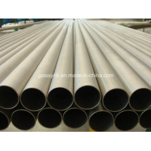 Pure Titanium Welded Tube for Heat Exchanger