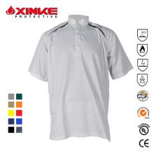 Vêtements de cuisine protecteurs de Xinke avec la caractéristique élevée d'abrasion résistante