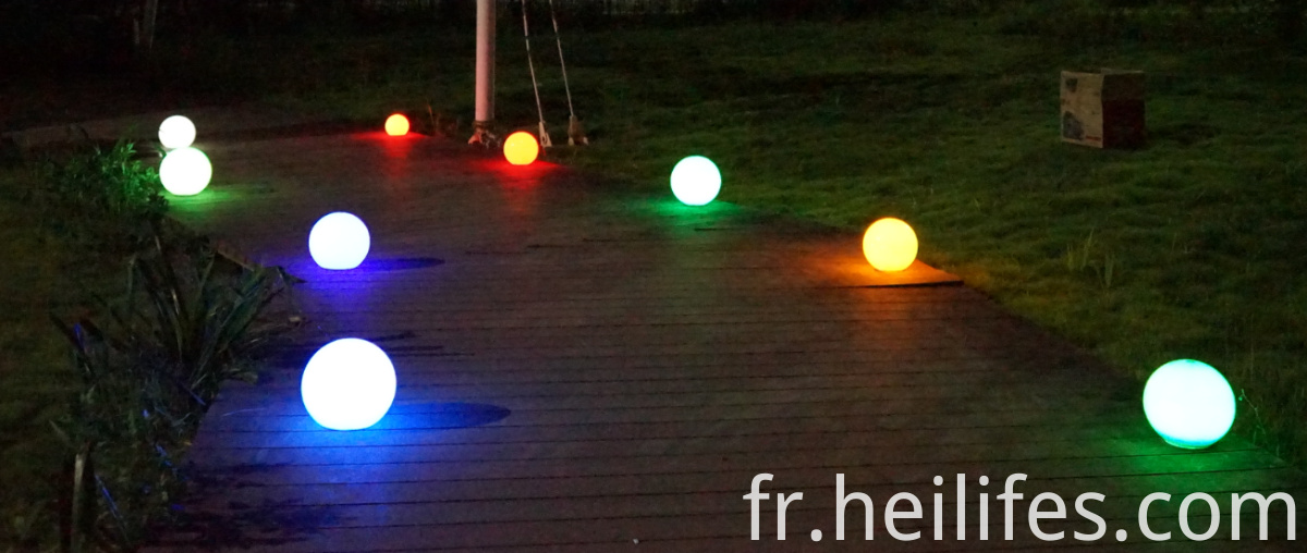Waterproof Solar Lawn LED Land