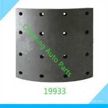 Replacements part 19933 551180 for Scania truck parts buy brake lining