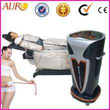 Körper abnehmen Salon Verwendung Infrarot Lymphdrainage Pressotherapie Maschine