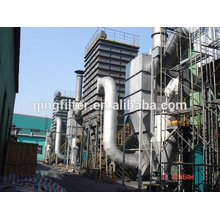 industrial pulse jet cyclone bag filter dust collector