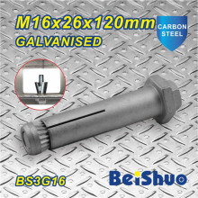 M16 Expansion Anchor Bolt Boxbolt - Certified Icc