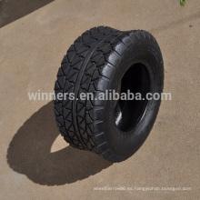 Neumáticos de golf sin cámara de 16x6.50-8 / neumático del carro de golf