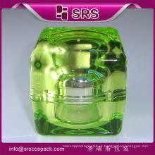 Pantalla De Pintura De Cosméticos Embalaje Tarros De Plástico Y 15g 30g 50g Fácil Acrylic Container