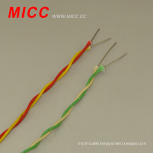 MICC stranded rool or on spool package thermocouple wire with fiberglass insulation IEC standard
