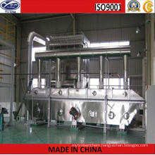 Vibrating Fluid Bed Dryer for Vitamins