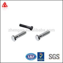 Perno de acero personalizado de la fábrica de China