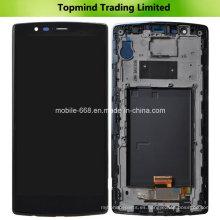 Nueva pantalla LCD original para LG G4 H815 F500L LCD táctil digitalizador con carcasa frontal
