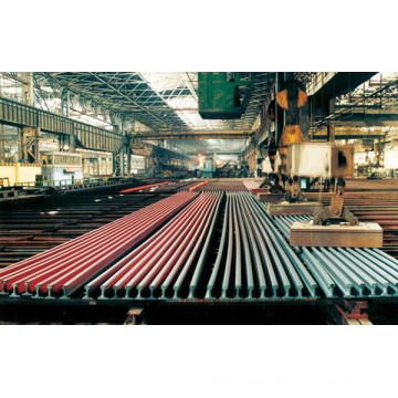Factory source manufacturing for Crane Steel Train Rails Asce standard DIN standard mine rail supply to Virgin Islands (British) Importers