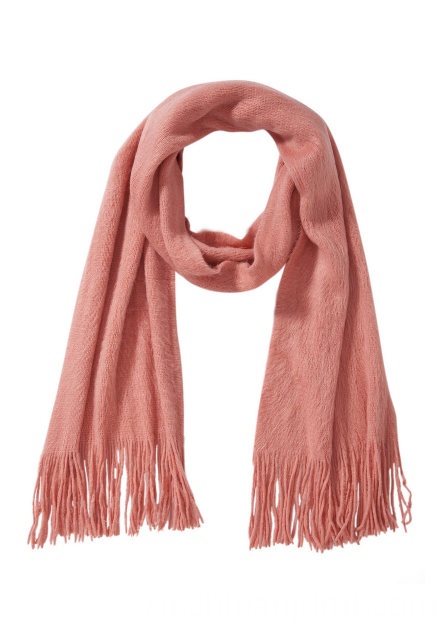 Brushed Supersoft Scarf CORAL