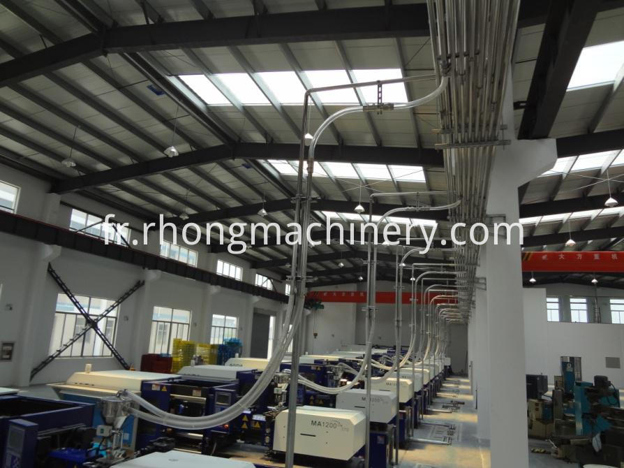 Centralized Conveying Line
