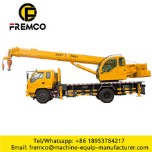 Directly Sell 16ton Cargo Crane Trucks