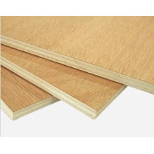 Natural Cherry Veneer Plywood Used for Furniture