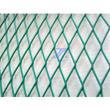 PVC Coated Expanded Wire Mesh Panel (TS-E49)