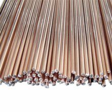BCUP-2 COPPER-PHOSPHORUS BRAZING ALLOY WELDING FLAT ROD WITH MARK MANUFACTURER