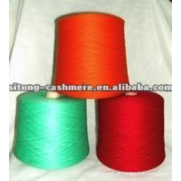 70% de lã 30% de fios de caxemira