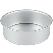 Molde para pasteles redondo de aluminio