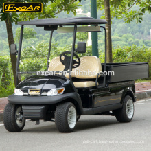 Trojan battery 2 Seater electric golf cart for sale mini golf buggy car