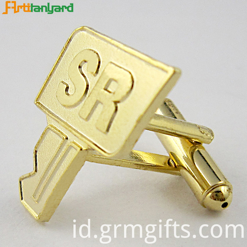 Fashion Design Metal Cufflink