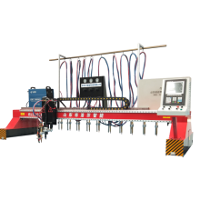 Gantry Type Straight Line CNC Cutting Machine