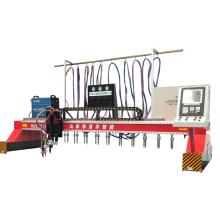 Type de portique Machine de découpe CNC en ligne droite