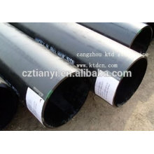 Hot Rolling Thin Wall Thickness Steel Pipe For Water Pipe
