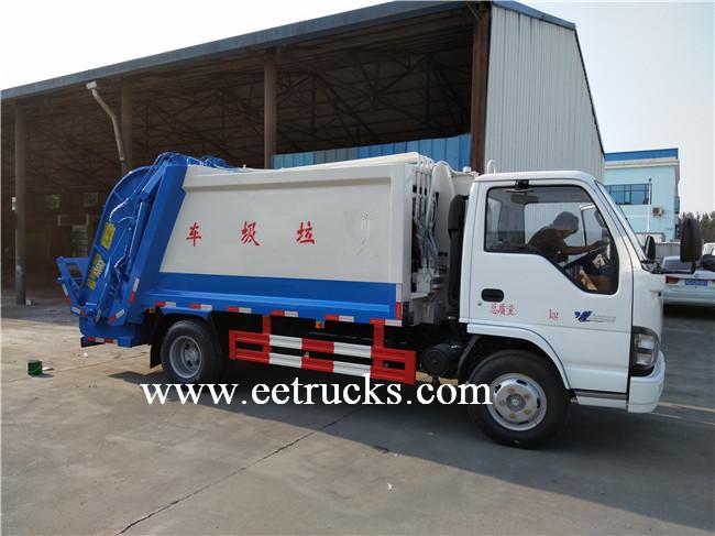15 Ton Waste Compression Trucks