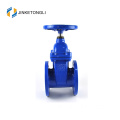 JKTLCG043 manual slide cast steel rising gate valve