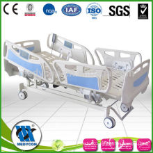 MDK-5638K Fully ICU for patient with ABS soft joint medical beds