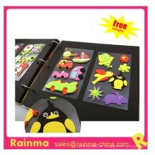 Artigos de papelaria de decoração EVA para kits de bricolage