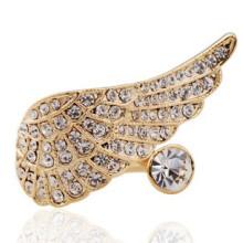 Fashion Jewelry/Fashion Winger Shape Diamond Ring/Fashion Jewelry Ring (XRG12160)