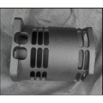 Cubierta de aluminio del cilindro de fundición a presión a troquel del OEM para el uso auto