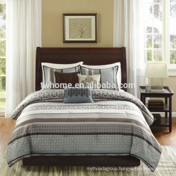 Madison Park Princeton Comforter Duvet Cover Multi Blue Print Bedding Set