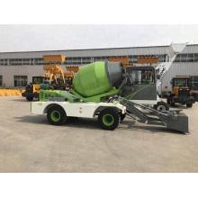Camión mezclador de concreto de 3.2 metros cúbicos