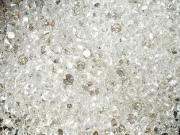 Natural Citrine Gemstone Jewelry Round For Custom 1.5mm 0.0