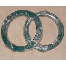 Hot-Sale BWG8-BWG36ISO 900:2001 Colorful PVC Coated Steel Wire(Manufacturer &Exporter)