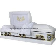 18 Ga estilo americano Metal caixão 18807120