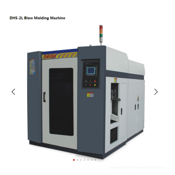 DHS-2L Blow Molding Machine--3 Dieheads Single Work Station