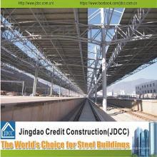 Jdcc Steel Structure Eisenbahnprojektgebäude